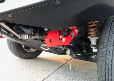 Foam Cell Suspension Mazda BT50