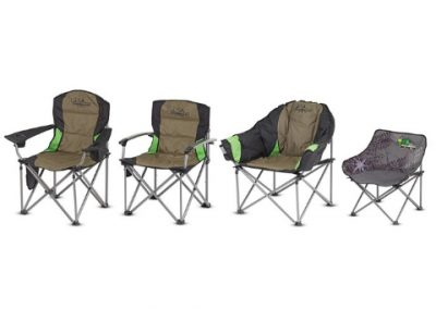 Ironman 4x4 Camping Chairs